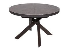 Стол обеденный OHRA CABANO коричневый