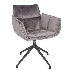 Кресло поворотное Nicolas CHARDONNE серый