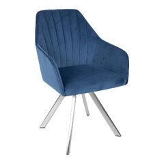 Кресло поворотное Nicolas GALERA синий