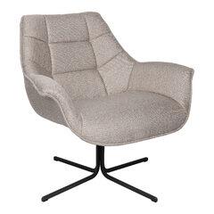 Лаунж-кресло OHRA CARY светло-серый