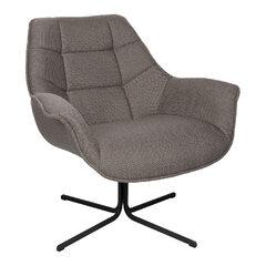 Лаунж-кресло OHRA CARY темно-серый